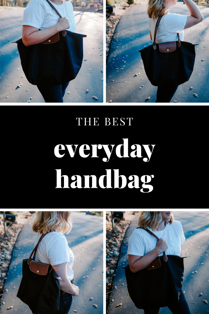The Longchamp Le Pliage is the perfect every day handbag. Durable, classic, and relatively affordable, this Le Pliage review goes over the pros and cons of one of the most popular bags on the market.
