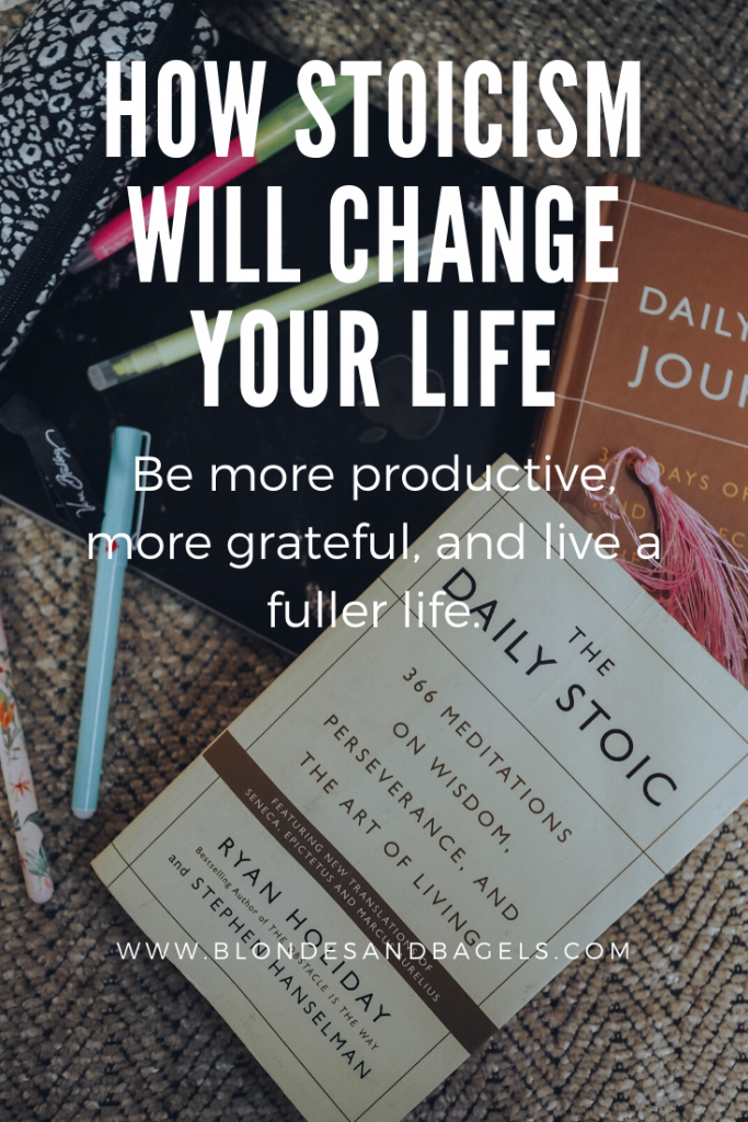 A complete guide to stoicism - learn why stoicism will change your life and how to be at peace, be more productive, and more grateful!