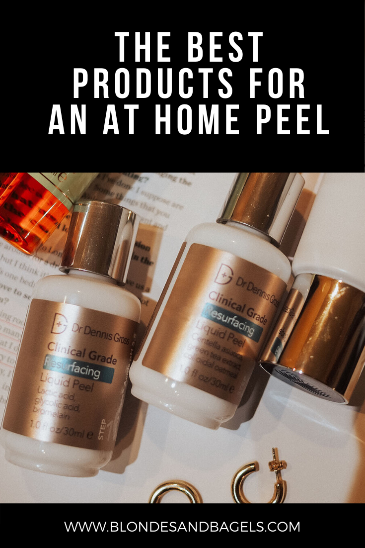 Peels help with skin dullness, texture, and discoloration - and don't have to be expensive! Skip the spa peel for an easy at home peel with these affordable at home peel products.