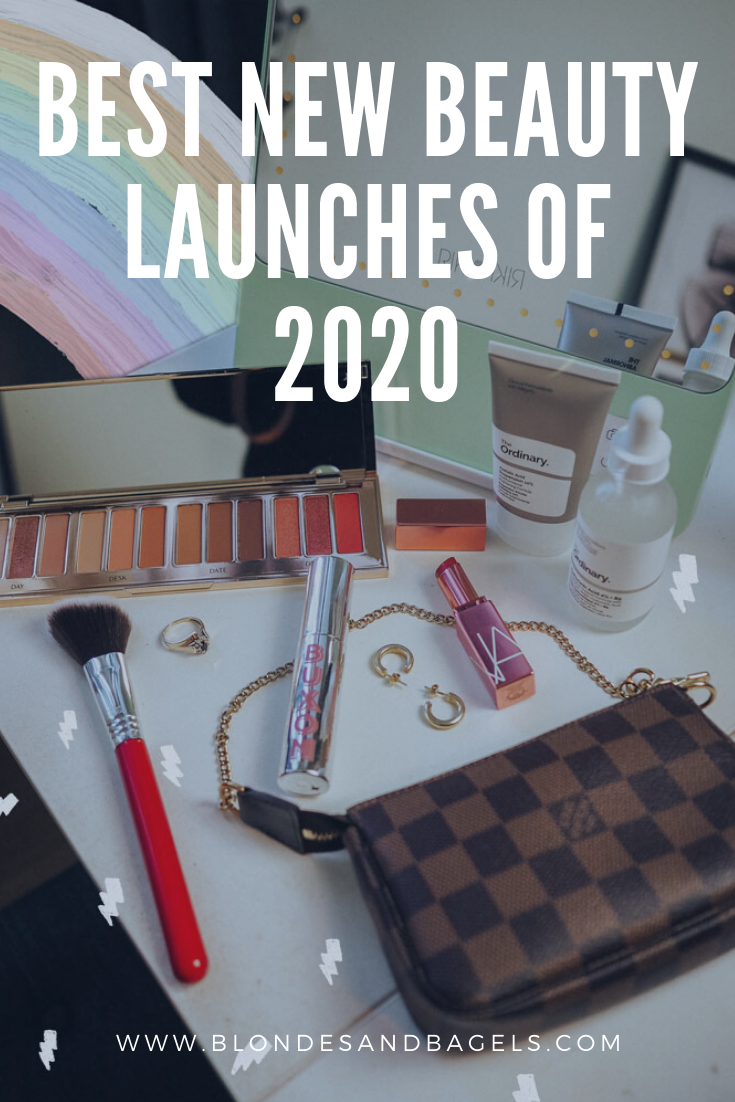 New beauty launches 2020